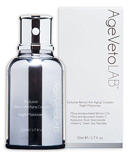 Encapsulated-Retinol-Cream-Anti-Aging-Facial-Night-Moisturizer-Exclusive-Complex-with-Vitamin-C-Hyaluronic-Acid-Niacinamide-Vitamin-E-Peptides-Green-Tea-17-fl-Oz