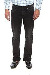 Spykar Men Denim BLUE Trouser (32)