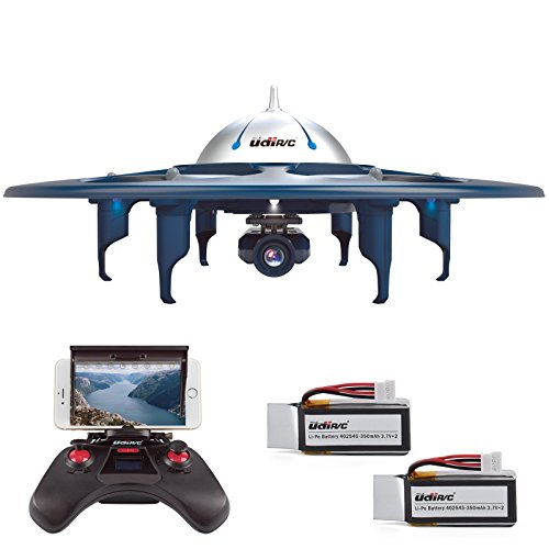 Cheerwing U845 Wifi FPV 2.4Ghz RC Headless Quadcopter Drone UFO 720p