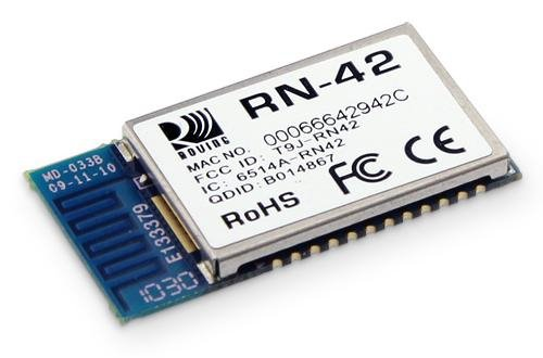 Bluetooth / 802.15.1 Modules Class 2.1 Bluetooth Module W/ Antenna