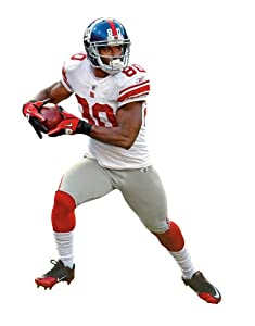 New York Giants Victor Cruz Fatheads by Fathead