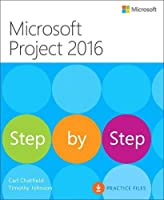 Microsoft Project 2016 Step by Step Front Cover