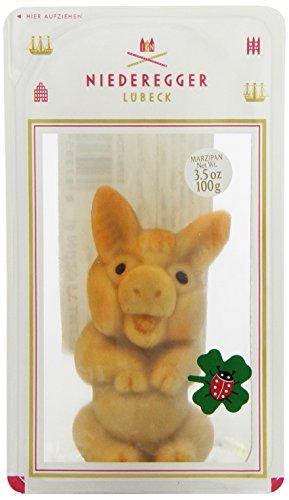 Niederegger Marzipan Pig, 3.5 Ounce