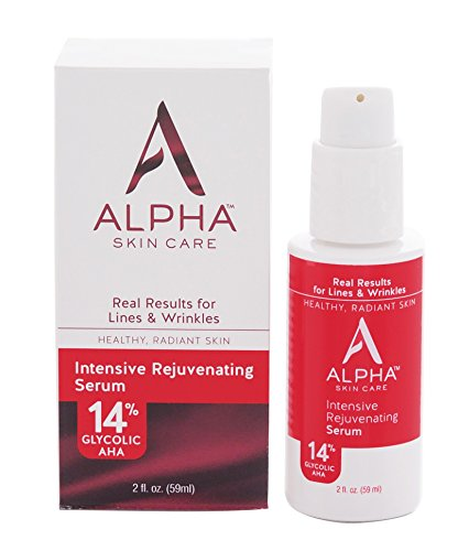 alpha-skin-care-intensive-rejuvenating-serum-with-14-glycolic-aha-2-fluid-ounce