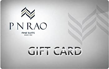PN Rao Gift Card - Rs.1000