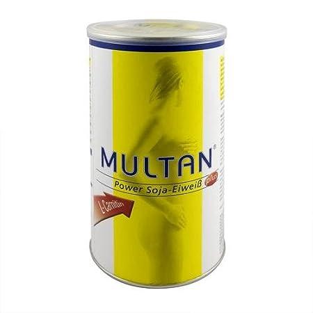 MULTAN mit L - Carnitin Pulver, 500g