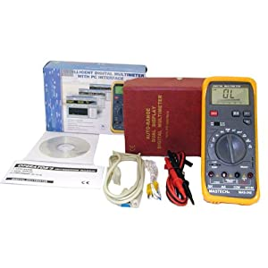 Sinometer MAS345 PC-Interfaced Digital Multimeter