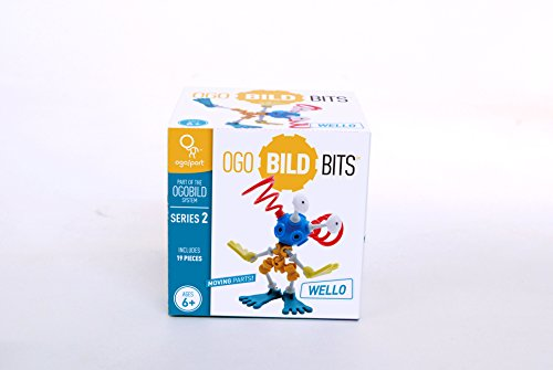 OgoBILD Bits PDQ - Series 2: WELLO