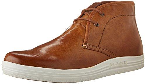 ben-sherman-mens-vance-fashion-sneaker-tan-11-m-us