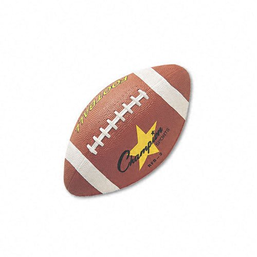 Champion Sports Products - Champion Sports - Football, Rubber/Butyl, 12