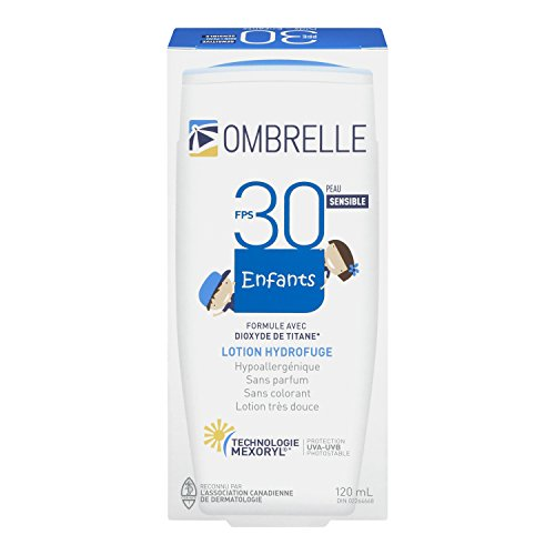 L'OREAL Ombrelle Kids SPF 30 Waterproof Lotion 120 ml / 4 oz - 1