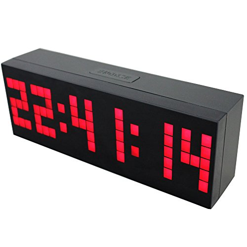 Chihai Digital Led Clock Wall Alarm Digital Calendar Clock Count Down Timer(red) (Digital Timer Clock compare prices)