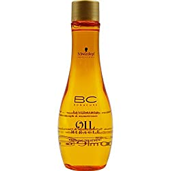 Bonacure Hairtherapy Oil Miracle Finishing Treatment,100ml