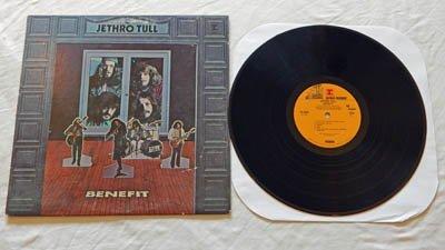 Jethro Tull - 1970-Benefit - Zortam Music