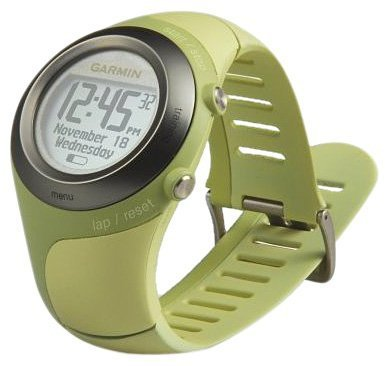 Garmin Forerunner 405 with Heart Rate Monitor and USB ANT stick - Green