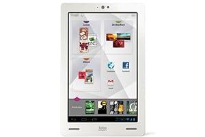 "KOBO ARC-K107-KBO-32W-EU  Tablette tactile 7"", 1.3MP Caméra, Ram 1GB, 32GO mémoire Blanc"