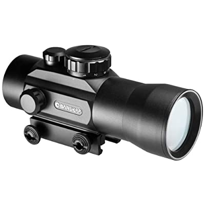 BARSKA 2X30 Red Dot Quick Target Riflescope from Barska
