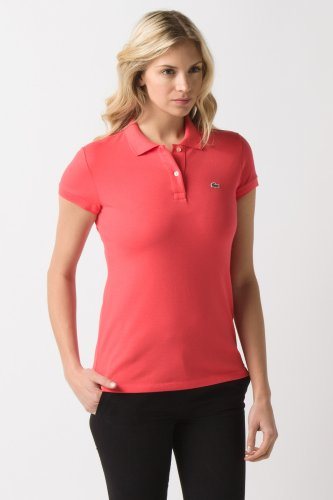 Short Sleeve Classic Fit Stretch Pique Polo