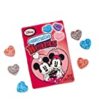 Mickey & Minnie Mouse Conversation Heart Valentine Candy-1 pack