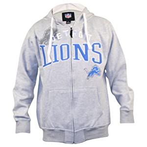 NFL Shadow Full Zip Hoodie Sweatshirt by NFL