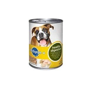Mars Pet Care Pedigree Plus Healthy Digestion Premium Ground Entrée Dog Food 13.3 Oz - Case Of