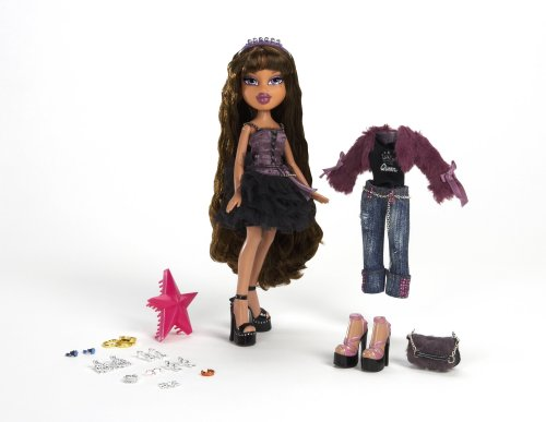 bratz princess � yasmin b000b65300 dolls amp accessories