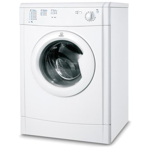 Indesit 7 kg Free Standing Tumble Dryer, White