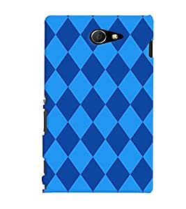 Sony Xperia M2 MULTICOLOR PRINTED BACK COVER FROM GADGET LOOKS