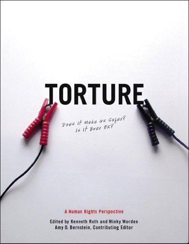 Torture: Does It Make Us Safer? Is It Ever OK?: A Human Rights Perspective