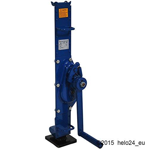 ZSW-1500 K Hubwinde 1,5 Tonnen in Blau*