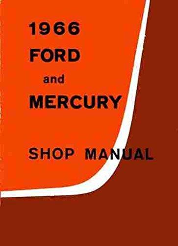 1966-ford-factory-repair-shop-service-manual-includes-ford-custom-500-galaxie-500-galaxie-500-xl-gal