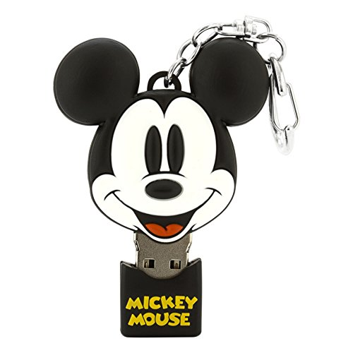 Disney Mickey Mouse 4GB USB Flash Drive (19110-WLG)