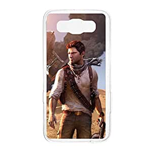 a AND b Designer Printed Mobile Back Cover / Back Case For Samsung Galaxy E7 (SG_E7_2054)