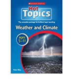 Weather & Climate (Hot Topics) (Paperback) - Common