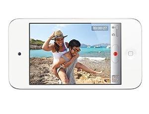 Apple iPod touch 8 Go Blanc  (4ème génération)