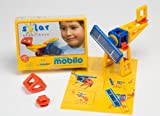 Plastic construction kit mobilo solar kit