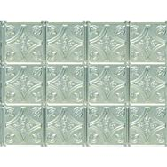 Shanker Industries STS209 Tru-Metal Backsplash Panel Pack of 5