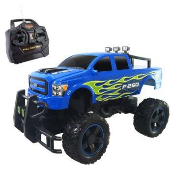 Mean Machines 1:10 F-250 Super Duty Truck, Blue