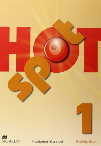 HOT SPOT 1 Ab: Activity Book