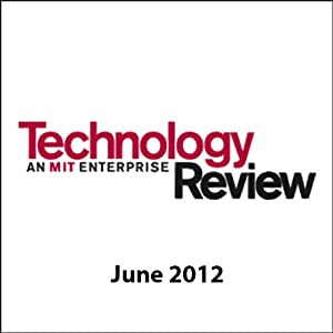 Audible Technology Review, June 2012 | [Technology Review]
