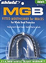 Shield Company 2009 Extreme Braces Mouthguard with Strap (Call 1-800-327-0074 to order)
