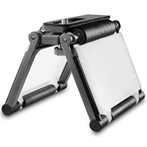 Gary Fong Flip Cage Compact Stand and Protector for Camera - Midnight Black