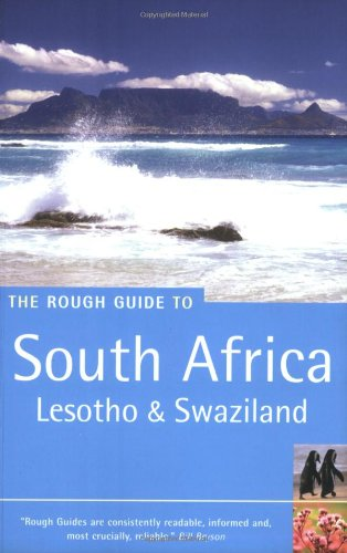 The Rough Guide to South Africa, Lesotho & Swaziland 4 (Rough Guide Travel Guides)