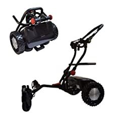 2014 FTR Caddytrek CT2000BA w Black Cover Robotic Electric Golf Cart Caddy Trek by FTR