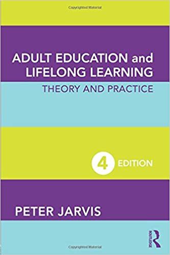 Book cover: adult education and lifelong learning