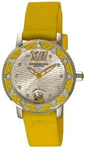 Stuhrling Original Women's 225R.1116G2 Ladies Lifestyles Lady Marina Sport Swiss Quartz Quick Set Date Watch