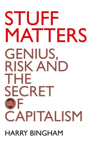Harry Bingham - Stuff Matters: Genius, Risk and the Secret of Capitalism