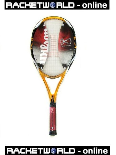 Wilson [K] Zen Team FX Tennis Racket L3 RRP £140