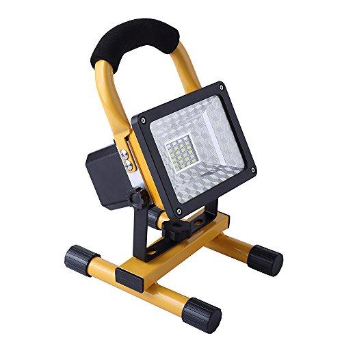 LED-praktischer-Akku-Flutlichtstrahler-15-W-Ultra-Helle-Handlampe-Tragbar-Arbeitsleuchten-fr-Camping-nchtliche-Notreparaturen-bei-KFZ