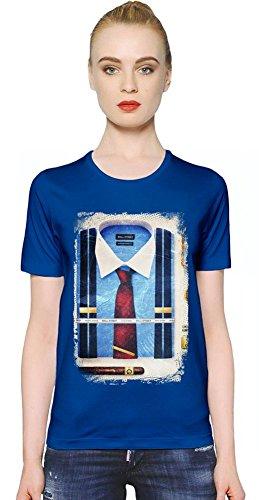 Wall Street Equipment T-shirt donna Women T-Shirt Girl Ladies Stylish Fashion Fit Custom Apparel By Slick Stuff Medium